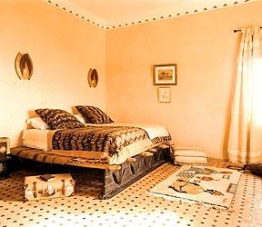 Chambre Style Afrique - Maison Design - Edfos.com